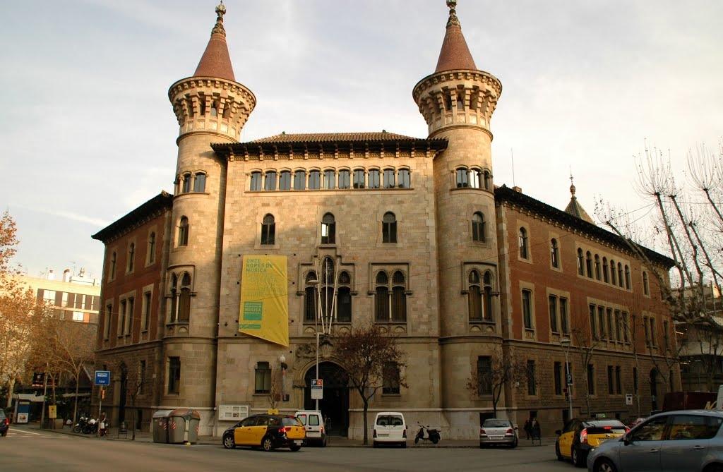 Conservatori Municipal de Barcelona